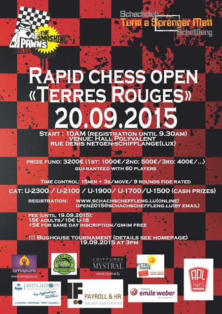 Rapid Chess Open Luxembourg